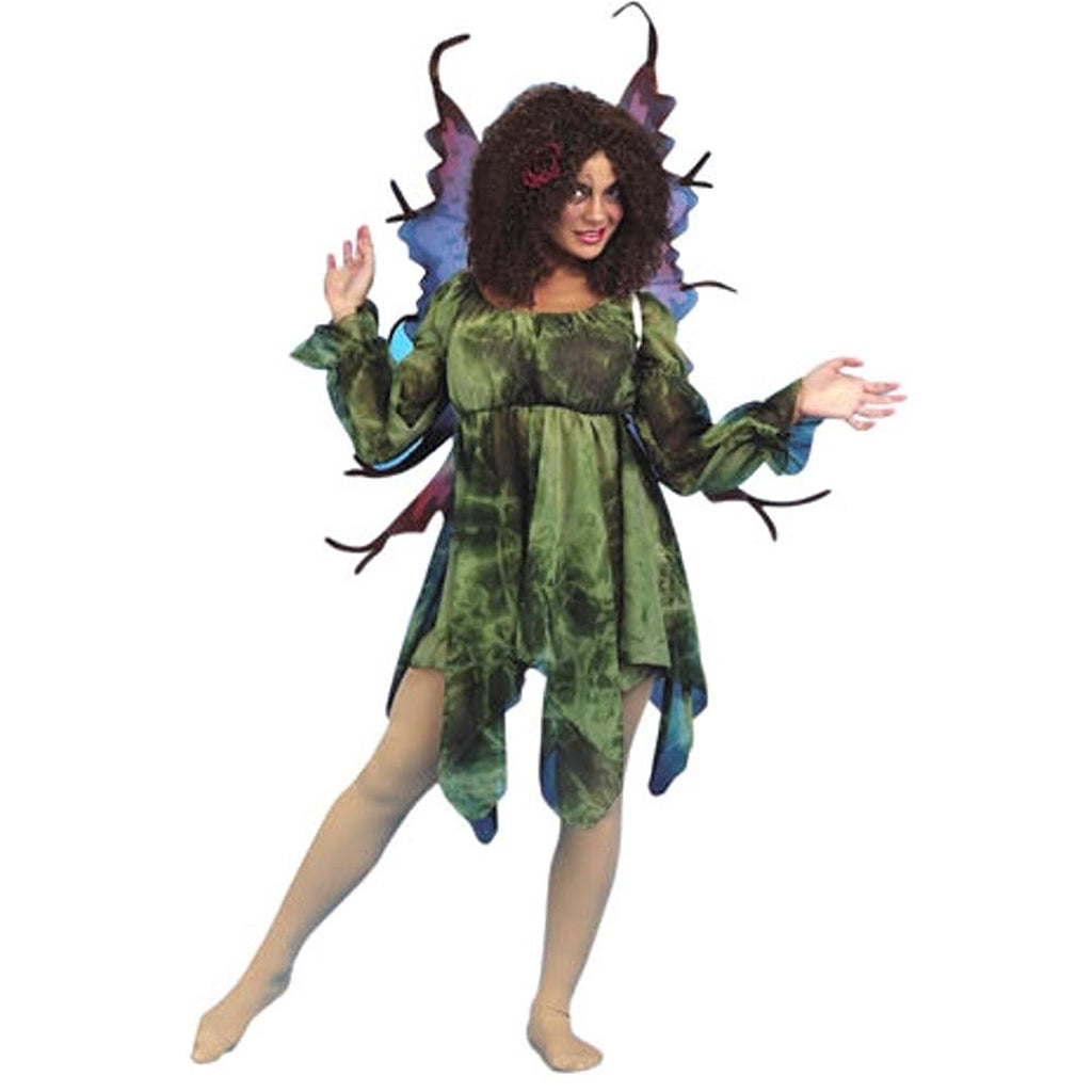 Women's Green Forest Fairy Costume