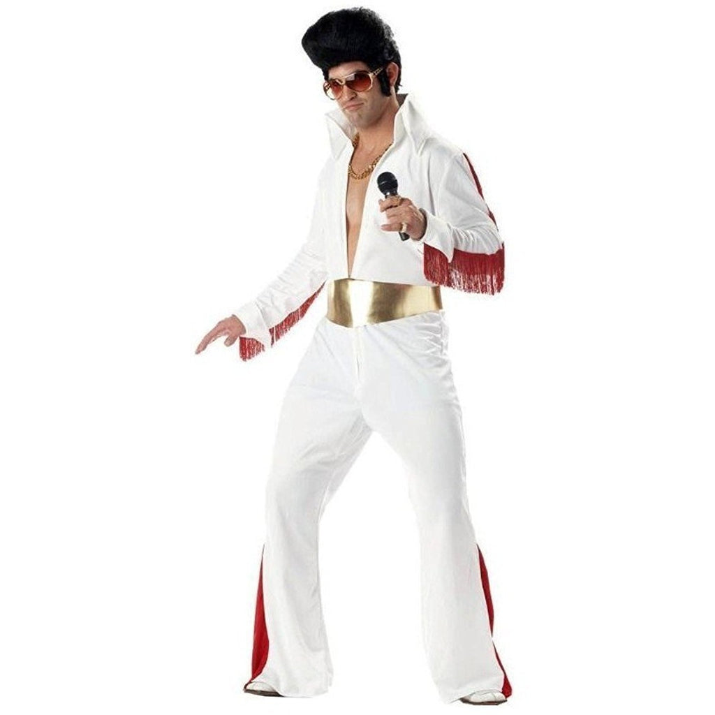 Rock'n Roll Star Costume - Adult Costume