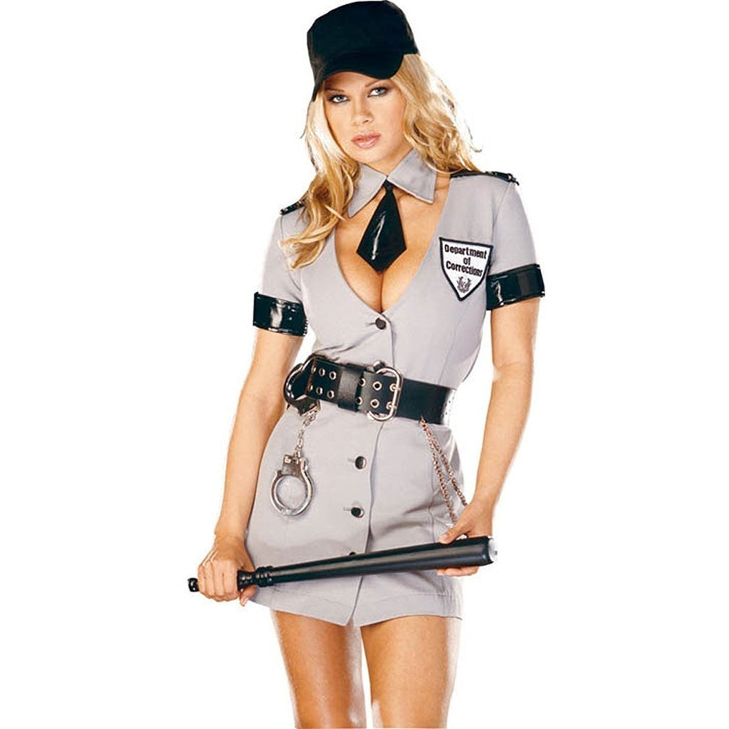 Dreamgirl Women's Corrections Officer Costume