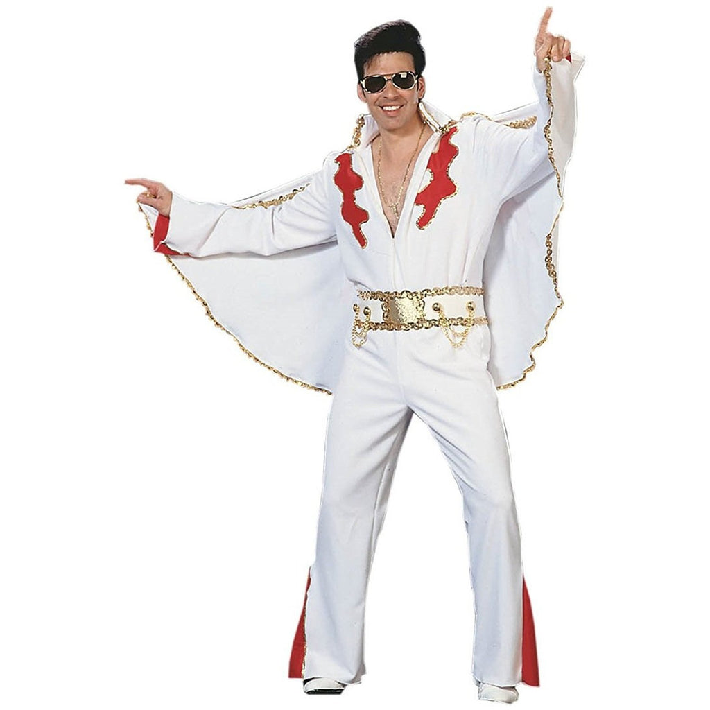 Men's Rock King Costume