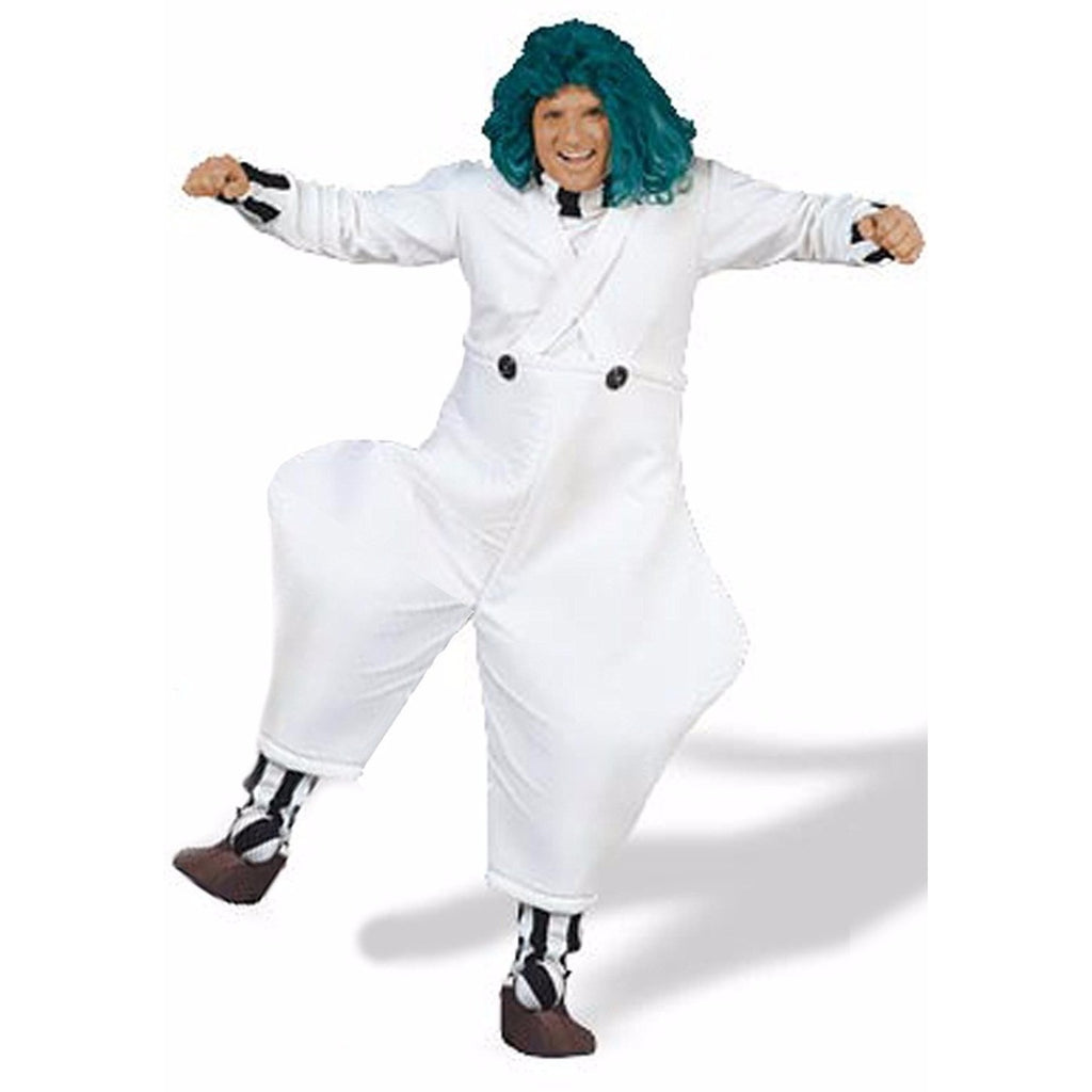Candy Factory Worker Adult Halloween Costume (Standard One-Size)