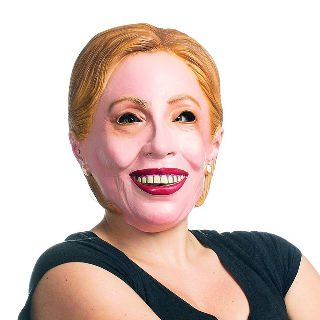 Hillary Clinton Mask - Democratic Presidential Candidate Mask