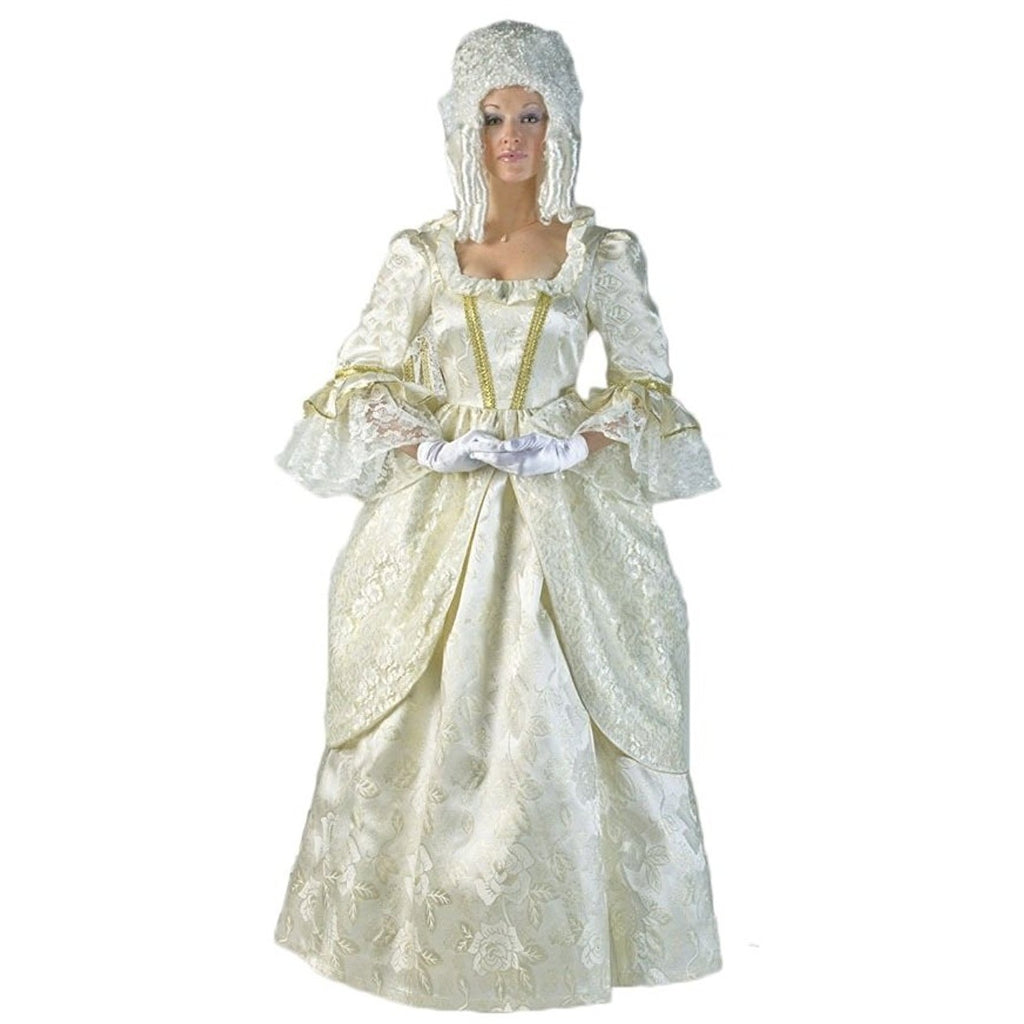 Women's Marie Antoinette Colonial Dress