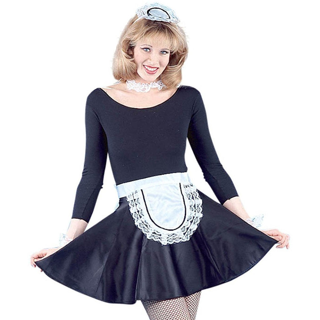 French Maid 5pc Costume Kit