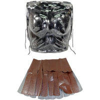 High Quality Roman Armor Set Halloween Costume Accessory