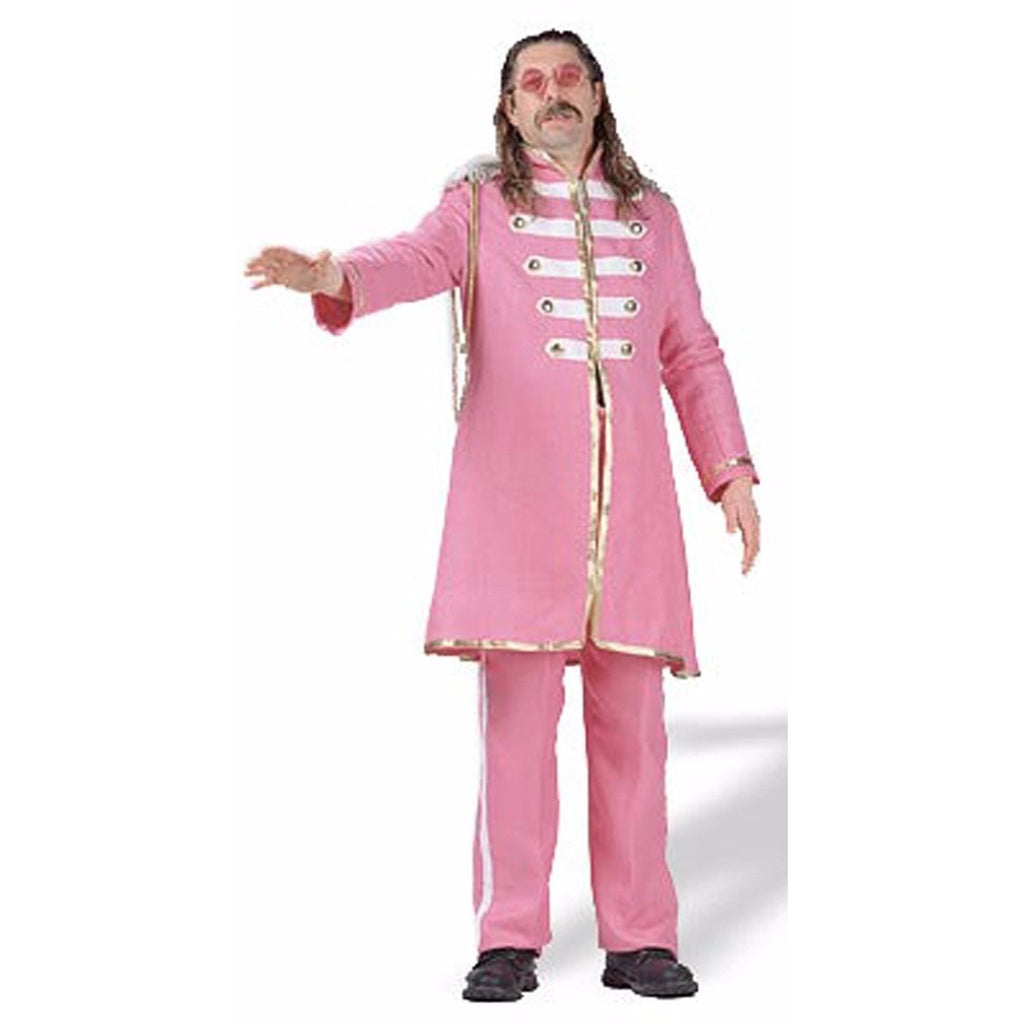 60s Musician Pink Costume