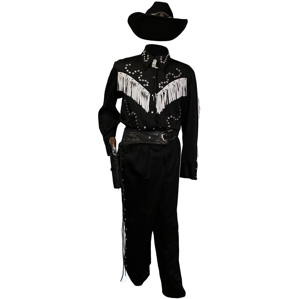 Western Entertainer Cowboy Costume