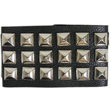 Triple Studded Bracelet Costume Accessory