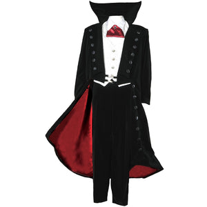 Men's Deluxe Count Dracula Vampire  Costume