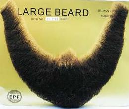 Lincoln Beard - 100% Human Hair