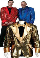 Sequin Show Jacket Costume (Notched Collar)