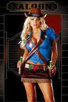 """Shoot' Em Up Cowgirl"" Costume"