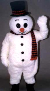 Frosty the Snowman Costume