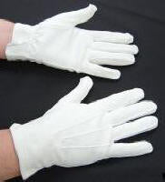 Santa Claus Glove  Cotton Glove-Slip on (no snap)