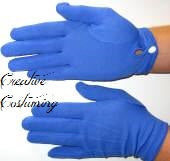 Blue Man Group Glove  Deluxe Snap on Nylon Glove