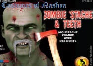 Zombie 'Stache w/Teeth