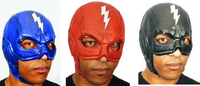 Thunderbolt Super Hero Latex Mask