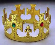 Interlocking King Crown