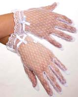 Star Studded Lace Gloves