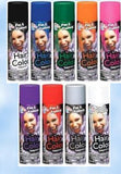 Hair Color - Spray &  Hair & Body Glitter Spray