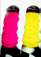 Neon Colored Leg Warmers - 4 Colors