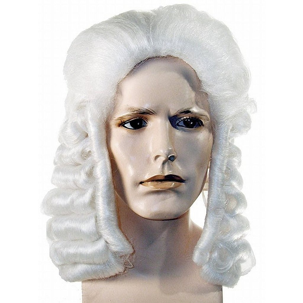 Benjamin Franklin Barrister Judge Bach Dr Johnson Colonial Wig