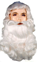 Bargain Santa Wig & Beard Set