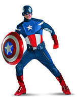 Captain America Avenger  Deluxe Theatrical Costume