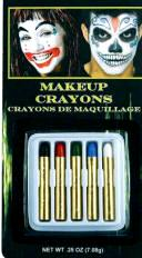 Thin Makeup Crayon Assortment