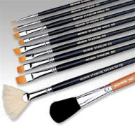 Makeup Brushes Mehron StageLine™