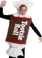 Child Tootsie Roll® Costume