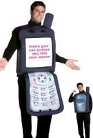 Photo Flip Phone Costume
