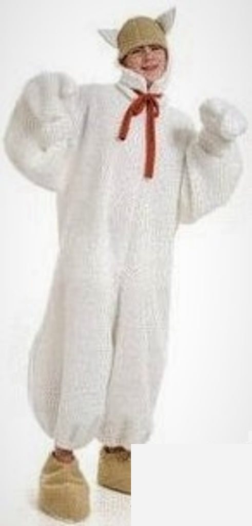 Adult Sheep Costume- Closeout