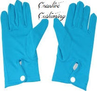 Deluxe Nylon Glove w/Snap