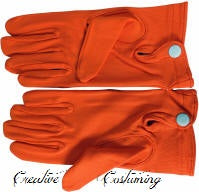 Dumb & Dumber Glove  Deluxe Snap on Nylon Glove