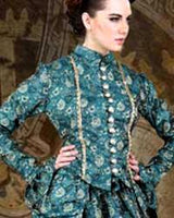 Steampunk Blouse