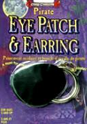 Pirate Eyepatch & Earring