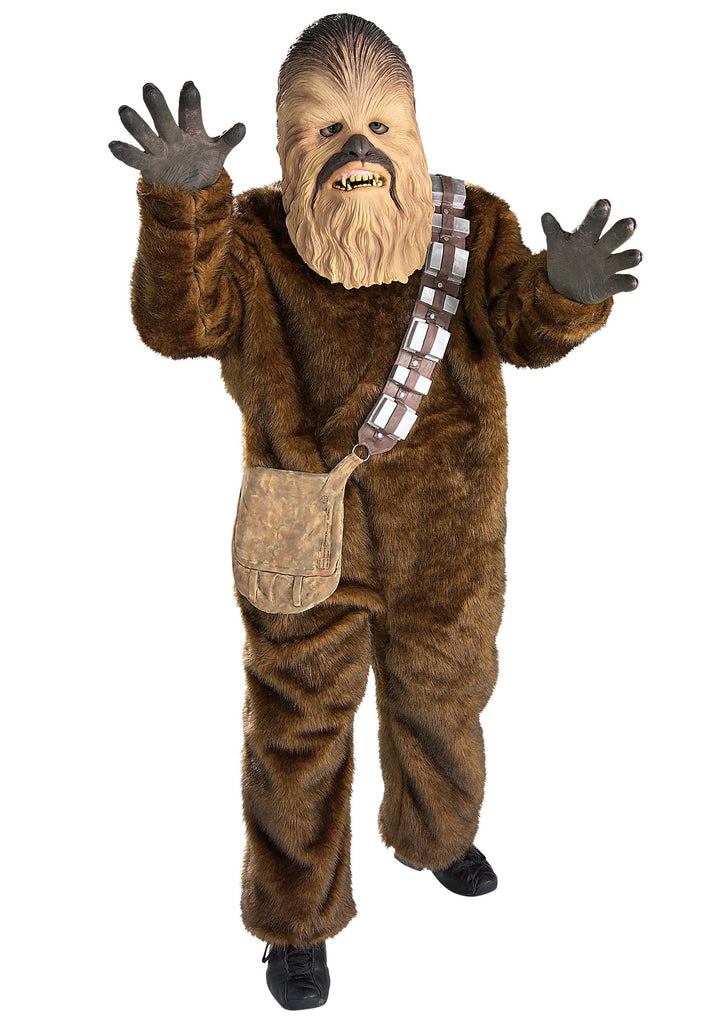 Child Deluxe Chewbacca