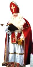 St. Christopher Costume  Father Christmas Costume