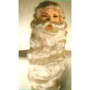 Santa or Father Christmas Jumbo Wig & Beard Set