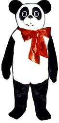 Christmas Panda Bear Costume