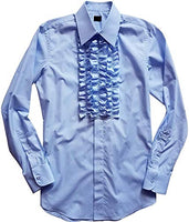 Dumb and Dumber Tuxedo Ruffled Shirt (7 Colors)