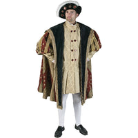 16th Century King Henry Costume