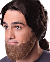 Full Face Beard - 100% Human Hair