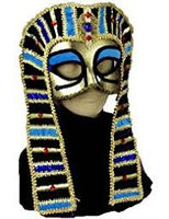 Egyptian Cleopatra 1/2 Mask Karneval Style Mask - Female