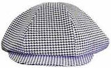 Newsboy Hat Cap Houndstooth