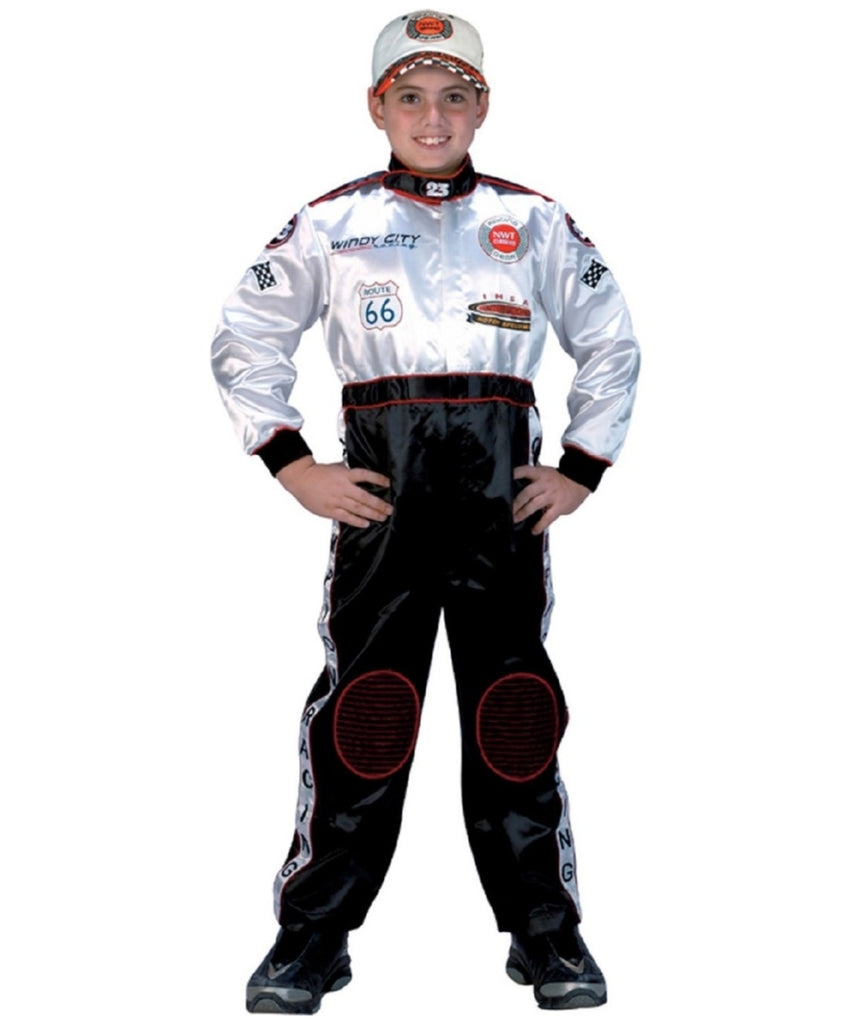 Child Champion Racing Suit Costume