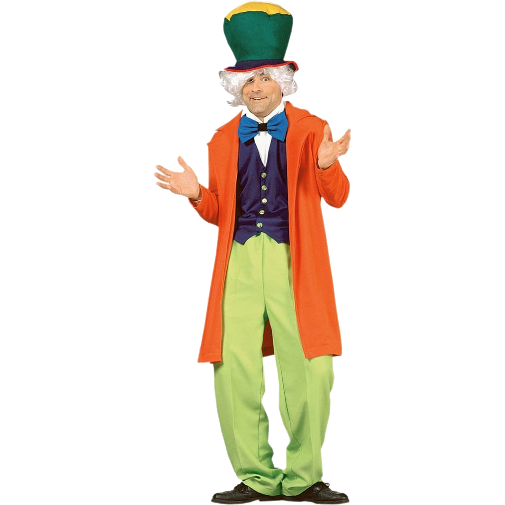 Mad Hatter Adult Halloween Costume