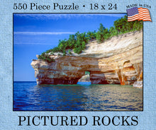 SOLD OUT - Pictured Rocks Puzzle (USA Made) - 1071924243