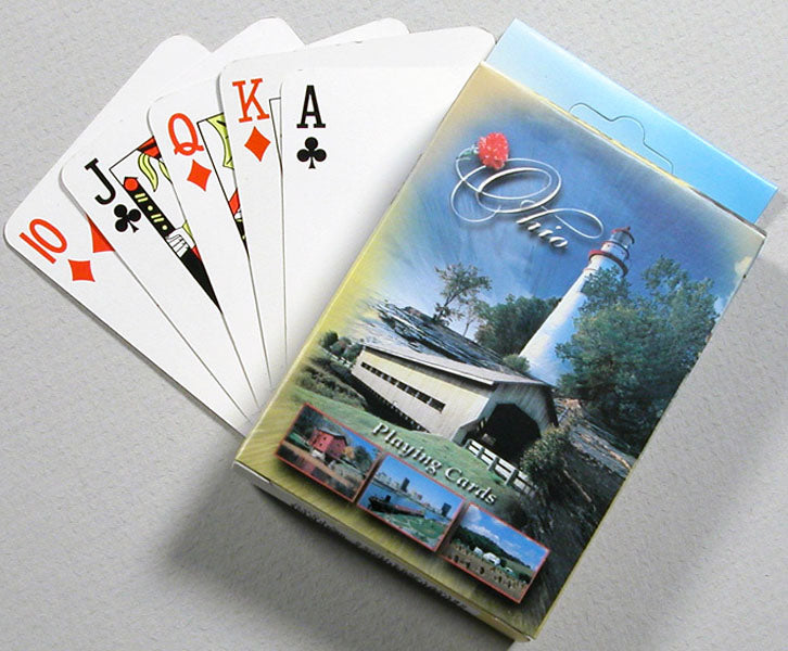 Playing Cards - Ohio -1071924184